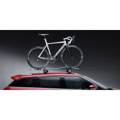VPLFR0091 - Genuine Roof-Mounted Bike Carrier - For Range Rover and Land Rover