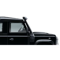 LR008383 - The Genuine Land Rover Two-Piece Stylish Snorkel - Will fit Right Hand Drive 300TDI, TD5, 2.2 and 2.4 Puma Engines