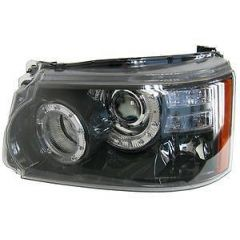 LR029654 - Range Rover Sport Headlamp - 2009-2013 - Left Hand - Fits Left Hand Drive Vehicles NAS with Xenon Headlamps