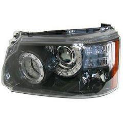 LR023556 - Range Rover Sport Headlamp - 2009-2013 - Left Hand - Fits Left Hand Drive Vehicles with Adaptive Bi-Xenon Headlamps