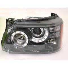 LR023558 - Range Rover Sport Headlamp - 2009-2013 - Left Hand - Fits Right Hand Drive Vehicles with Adaptive Bi-Xenon Headlamps