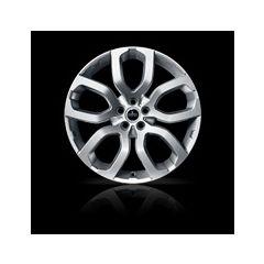 "LR048432 - Evoque 20"" Alloy Wheel in Silver Sparkle"