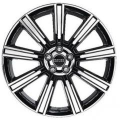 """LR054049 - Evoque 20"""" 9-Spoke Wheel in Polished  LR026341"""
