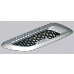 LR038546 - Evoque Bonnet Grille in Atlas - Left Hand