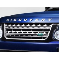 LR051299 - Discovery 4 Front Grille In Atlas - Fits from 2015 Onwards (Doesn't fit Pre-Facelift)