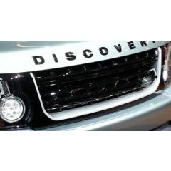 LR051300 - Discovery 4 Front Grille In Gloss Black - Fits from 2015 Onwards (Doesn't fit Pre-Facelift)