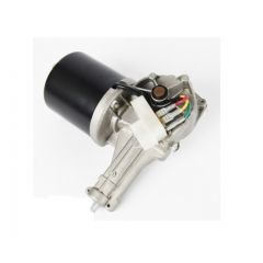 LR055350 - Front Wiper Motor Assembly for Defender from 2002 - Chassis Number 2A622424 (Doesn't Include Gear or Cables)