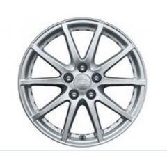 "LR073511 - Discovery Sport Wheel - Style 1 | 105 - 10 Spoke 17"" Alloy in Silver Sparkle"