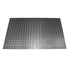 LR134 - Chequer Plate For Defender 110 (5-Door) Station Wagon Load Area Floor 2mm