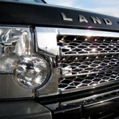 LR3G509C - Discovery 3 Supercharged Style Grille In Full Chrome