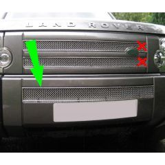 LR3G329 - Discovery 3 Lower Mesh Grille - In Stainless Steel - Will Never Rust!