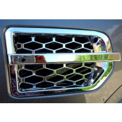 LR3V420CH - Discovery 3 Side Vent Replacement, Discovery 4 Style Vent In Chrome