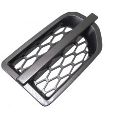 LR3V420SG - Discovery 3 Side Vent Replacement, Discovery 4 Style Vent In Silver And Grey