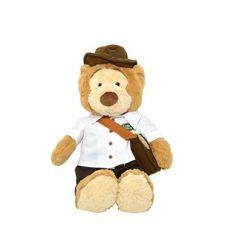 LRAVENTUREBEAR - Land Rover Adventurer Teddy Bear