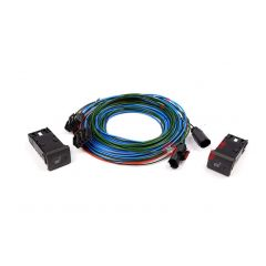 LRC9000 - Defender Front Heated Seat Wiring Kit - Comes with Genuine Land Rover Switches - For 2007 Onwards Defender