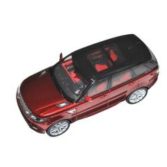 LRDCA494 - Range Rover Sport L494 1:43 Model - In Chile Red - Genuine Land Rover Gear