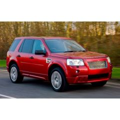 LRFM300SP - Freelander 2 2007-2014 Genuine Style Mudflaps for Exterior Styling Kit - Front and Rear Sets