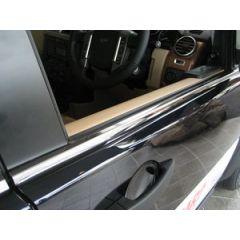 LRW266 - Stainless Steel Window Trim Kit - Discovery 3 & 4