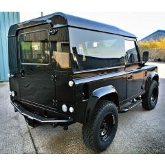 PANO-90 - Panoramic Tinted Window Kit - For Land Rover Defender 90 Vehicles - Side and Rear Window Kit