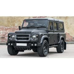 PKDEFENDERBODYKIT110 - Khan Design - Defender 110 Front and Rear Wide Wing Panels with Integrated Vents and Bolt Apertures