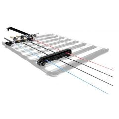 RRAC061 - Pro Ski, Snowboard and Fishing Rod Holder by Front Runner - for Slimline II Roof Rack