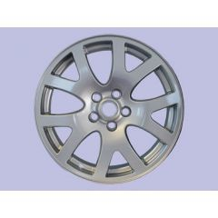 "LR017276 - 10 - Spoke Alloy Wheel in Silver Sparkle Finish - 19"" x 9 - For Range Rover Sport and Discovery 3 and 4"
