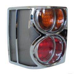 RRG102 - Rear Lamp Guards in Chrome for Range Rover L322 - Comes as a Pair and Fits All Vehicles from 2002-2009