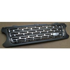 RRG121 - Range Rover L322 Grille Grey / Silver / Chrome in L405 Style  - (For 2006-2009) - Looks Like Brand New Autobiography Vehicle
