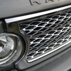 RRG211 - Range Rover L322 Supercharged Grille In Full Chrome  (For 2006-2009)
