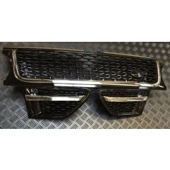 RRG287 - Range Rover Sport Autobiography Grille and Side Vent Kit In Black / Chrome / Black - For 2009 - 2013 Range Rover Sport