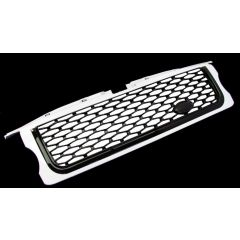 RRG390 - Range Rover Sport 2012 Autobiography Style Grille in Fuji White - White / Black / Black