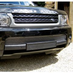 RRG455SS - Lower Mesh Grille In Stainless Steel for Range Rover L322 (09-12)