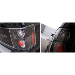 RRL790 - Range Rover L322 Led Rear Lights In 2010 Style (Comes As A Pair)