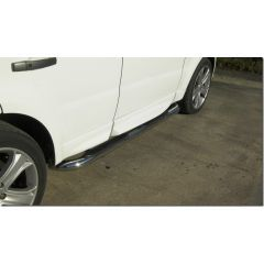 RRSBARS - Range Rover Sport Stainless Steel Side Tubular Bars