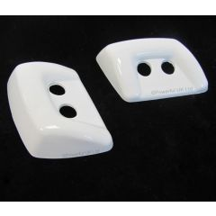 RRW805ASK - Headlamp Washer Jets In Alaska White for Range Rover Sport and Discovery 3