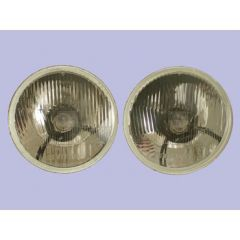 S4695B - Halogen Conversion Lights - LHD Pair - For all Defender, Series and Range Rover Classic