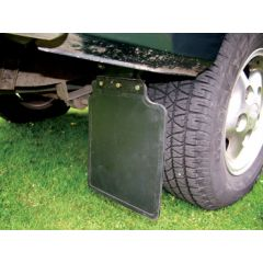 BA201/A - Rear Mudflap Kit for Range Rover Classic - Pair With Fixings