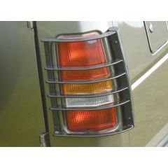 RTC9503AA - Rear Lamp Guards - All Years (Rear Wing Guards) for Discovery 1