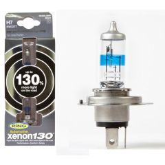 DA5016-130 - Xenon 130 H4 Headlamp Bulbs - 130% More Light - Pair - For Defender, Discovery 1, Discovery 2, Freelander 1 and Range Rover Classic