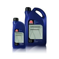 7648JTT - Millers Oil - 1L Allseasons Screenwash (-26) (1 Litres)