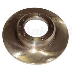 SDB000330 - Defender Rear Brake Disc for Certain 110/130 - Non-Vented - Discovery 1 and Classic