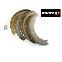 STC2796G - Brake Shoes for Defender 90, Front Series and Rear SWB Series - Mintex OEM Branded