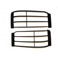 STC50026 - Discovery 2 Front Lamp Guards (Vehicles With Early Headlights up to 2003)