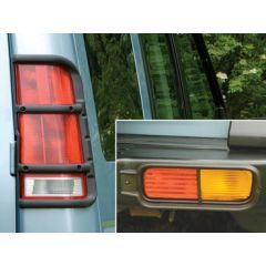 STC50027 - Rear Lamp Guards for Discovery 2 by Land Rover