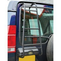 STC50134 - Discovery Tubular Ladder - Mounts To Rear Door of Discovery 1 and 2
