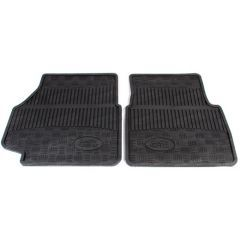 STC50172 - Defender Front Rubber Mat Set - Genuine Land Rover (FOR VEHICLES FROM 1998-2007)