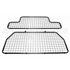 STC50479 - Full Length Dog Guard For Defender 90 (To Fit Vehicles Without Bulkhead) In Grey - Up to 2007