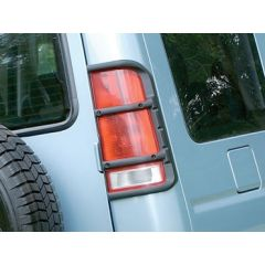 STC53194 - Upper Rear Lamp Guards - Genuine Land Rover for Discovery 2 (Facelift From 2003)