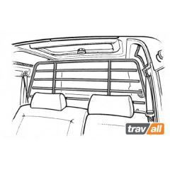 STC7570 - Bar Style Dog Guard In Grey (Half Length) - Discovery 1