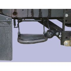 STC7632 - Folding Rear Step for Defender